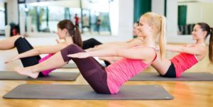 Exercises de pilates