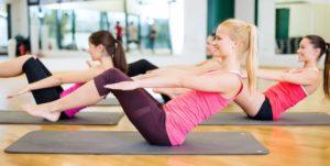 Exercises de pilates